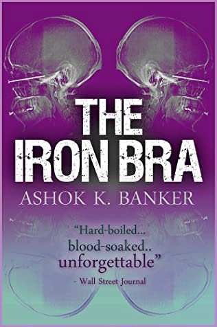 book cover of The Iron Bra