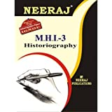 MHI3-Historiography (IGNOU help book for MHI-3 in Hindi Medium )