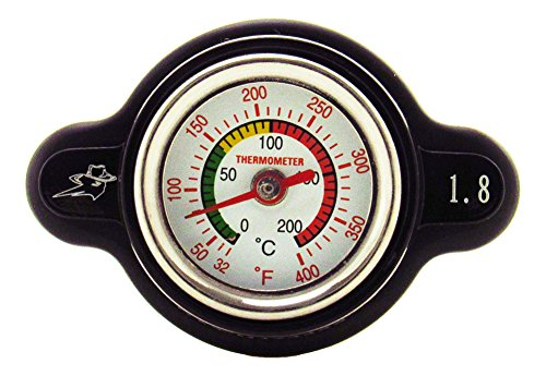 Outlaw Racing High Pressure Tempature Gauge Cap (Best 450 Dirt Bike 2019)