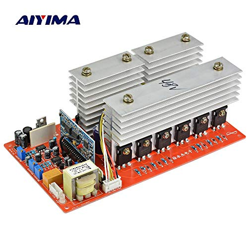- Power Inverter - Pure Sine Wave Power Frequency Inverter Board DC 24V 36V 48V 60V to AC 220V 2000W 3000W 4500W 5000W Pass Technical Test