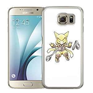 Funda Case Samsung Galaxy S4 : Bebe Pokemon Abra