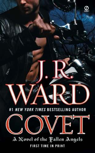 Covet: A Novel of the Fallen Angels cover