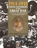 1914-1918, Lyn MacDonald and Shirley Seaton, 0140146741