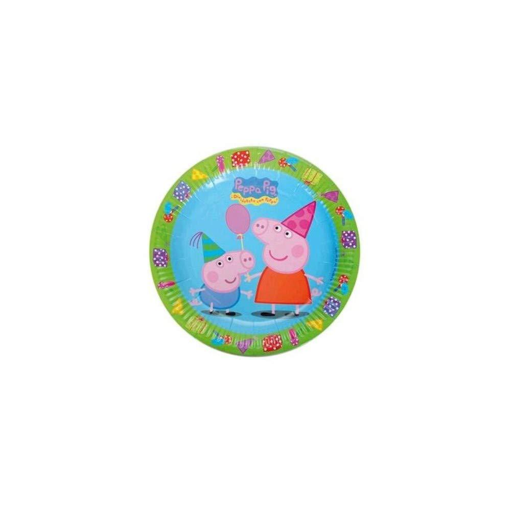 Juguetes para Fiestas de Cumplea/ños Bautizos y Comuniones. 16 Vasos, 16 Platos y 20 Servilletas Bodas .Vajillas y Complementos Lote de Cubiertos Infantiles Desechables Vengadores CAPRILO