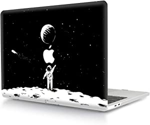 Hard Case for MacBook Air 13 inch (Models: A1369/A1466, 2010-2017 Release),AJYX Plastic Hard Shell Case Protective Cover Compatible with Older Version MacBook Air 13.3 - Astronaut