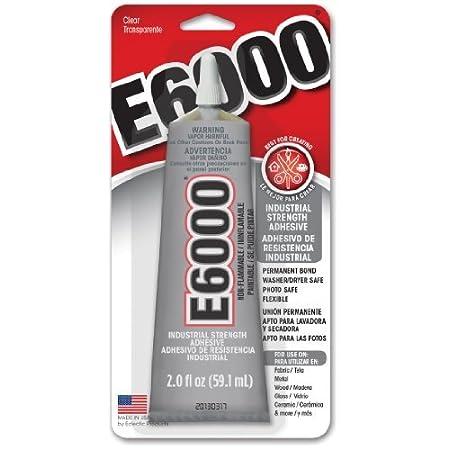 E-6000 Adhesive Metal