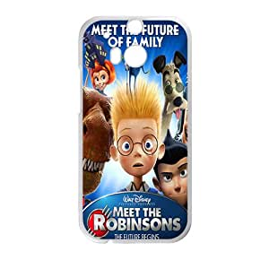 YYYT Meet the robinsons Case Cover For HTC M8 Case