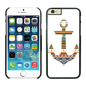 BINGO hot-sale Anchor Aztec iPhone 6 Case Black