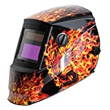Best Welding Helmet With AntFis - Antra AH6-260-6104 Solar Power Auto Darkening Welding Helmet Review