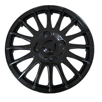 Tapacubos para coche de XtremeAuto®, set de 4 (35,5 cm): Amazon.es: Coche y moto