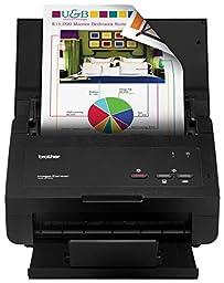 Brother ImageCenter ADS-2000e High Speed Desktop Document Scanner