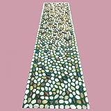 WE&ZHE Cobblestone Stone Flower Massage Mat Stone Road Massage Footsteps Foot Massage Massage Blanket