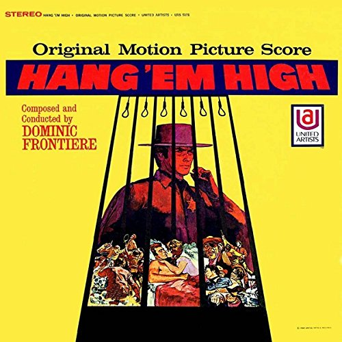 HANG 'EM HIGH (ORIGINAL SOUNDTRACK LP, 1968)