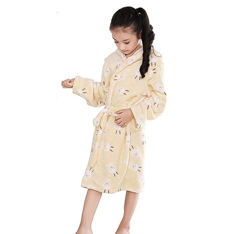 XZ Albornoces para niño Batas y Kimonos niña Bebé Bata Baño ...