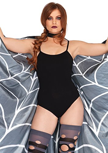 Spider Web Cape Costume (Spiderweb Halter Wing Cape)