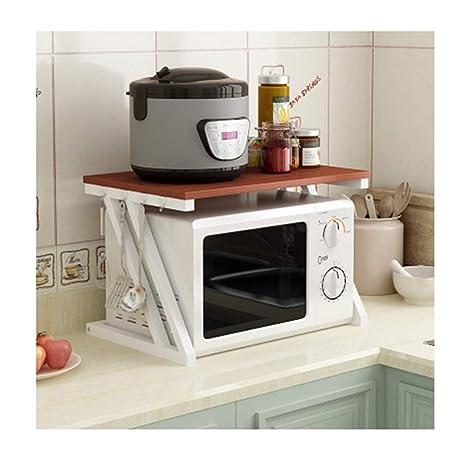 YXLZZO Estante De Microondas For Cocina, Estante De ...