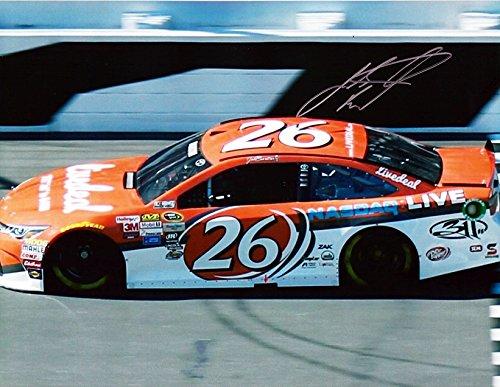 autographed-2015-jeb-burton-26-live-deals-racing-nasdaq-daytona-500-rookie-9x11-nascar-glossy-photo-