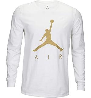 1436679c956 Amazon.com: Jordan Men's Retro 3 Dunk Champ T-Shirt Large Black ...