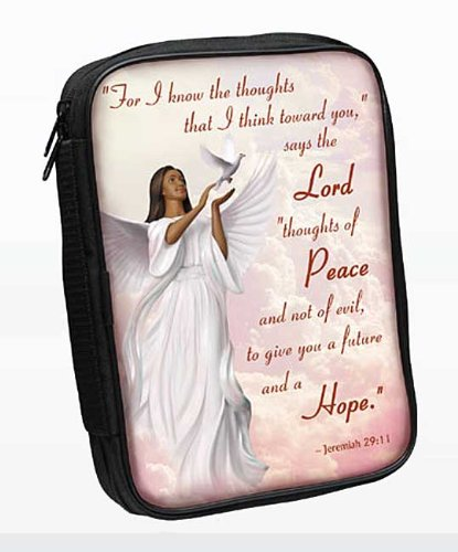 Bible Covers African (Jeremiah 29:11 Bible Cover:for I Know the Thoughts That I Think Toward You)