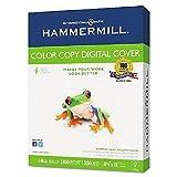 Hammermillamp;reg; Cover Stock, 60lb, 98 Brightness, Letter, White, 250 Sheets