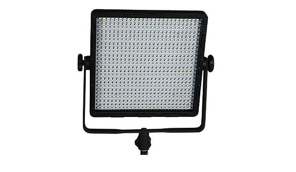 Professional Studio Video Light 600 LED Panel Photography Lighting V Mount CN600SD