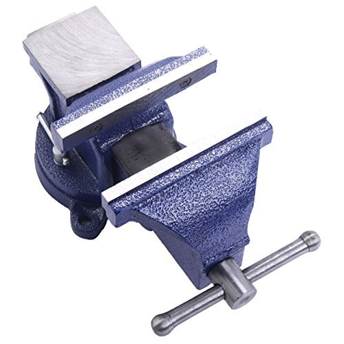 8'' Mechanic Bench Vise Table Top Clamp Press Locking Swivel Base Heavy Duty New by ์Nice1159