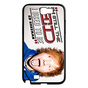 Custom Ed Sheeran Hard Back Samsung Galxy S4 I9500/I9502 NT584