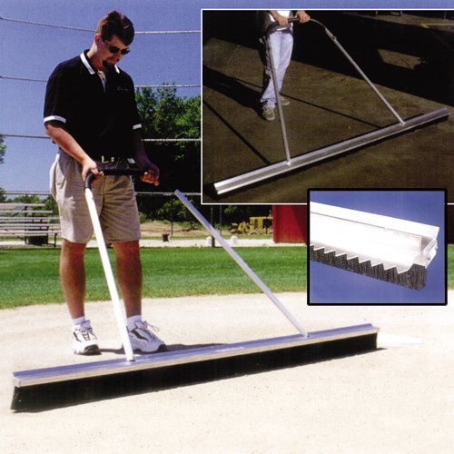 Sport Supply Group 200182384 Baseball And Softball Other Field Maintenance - Double - Play Monster Broom by Sport Supply Group