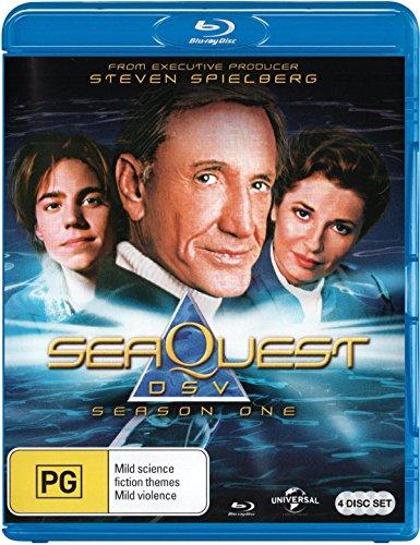 Seaquest: Complete Season 1 [Blu-ray]