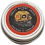 Fisticuffs Cigar Blend Mustache Wax, 1 oz Tin
