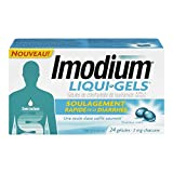 Imodium Liqui-gels, 24 Count