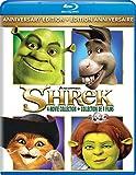 Shrek 1-4 Collection (Anniversary Edition)