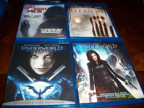 Let the Right One In, Let Me In. Underworld Evolution, Underworld Awakening