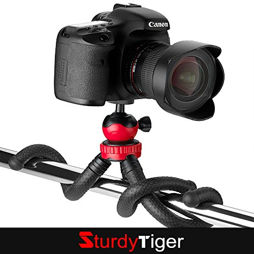 Flexible Mini Travel Tripod For Dslr Camera Gopro Iphone Android