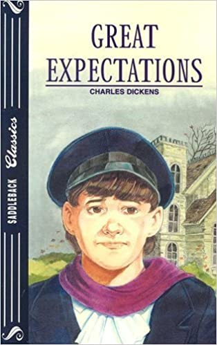 Great Expectations (Saddleback Classics) by Charles Dickens (1999-01-01)