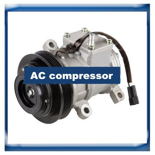 or Denso 10PA17K ac compressor for Dodge Caravan/Chrysler Town/Plymouth Voyager 4720745 4677347 471-0112 ()
