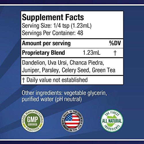 Hydrocin Natural Formula for Healthy Fluid Balance | Water Away | All Natural Herbal Liquid Formula | Dandelion, Chanca Piedra, Green Tea & More