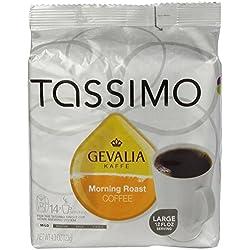 Tassimo Gevalia Kaffe Morning Roast 14 T-discs
