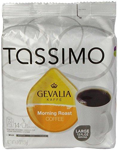 Tassimo Gevalia Kaffe Morning Roast 14 ()