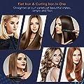 BESTOPE Hair Flat Iron Hair Straightener