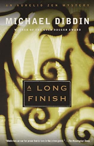book cover of A Long Finish
