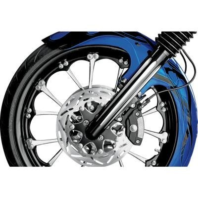 Arlen Ness 06-500 Chrome Hot Fork Leg Set