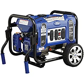 Ford FG4050P M Series 4050W Peak 3000W Rated Portable Gas-Powered Generator