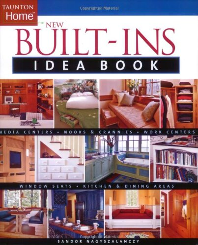 Built-Ins Idea Book; Bookshelves & More