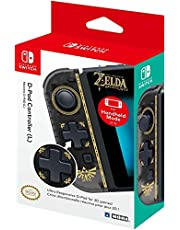 Nintendo Switch D-Pad Controller (L) (Zelda) by HORI - Officially Licensed by Nintendo