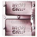 Caution Wear Iron Grip Snugger Fit: 36-Pack of Condoms