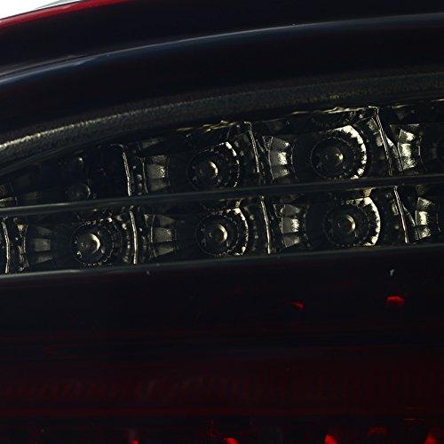 Spec-D Tuning LT-E6004RGLED-TM Smoke Tail Light Led
