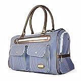 Cheap HOODDEAL Fashion Dog Carrier Dog Handbag Dog Purse Tote Bag Pet Cat Dog Hiking Backpack (Blue)