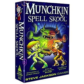 Amazon.com: Munchkin Lite Board Games: Toys & Games
