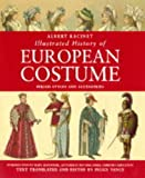 Albert Racinet: Illustrated History of European Costume